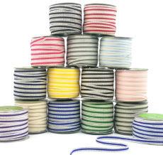 Cotton Stripes Ribbons