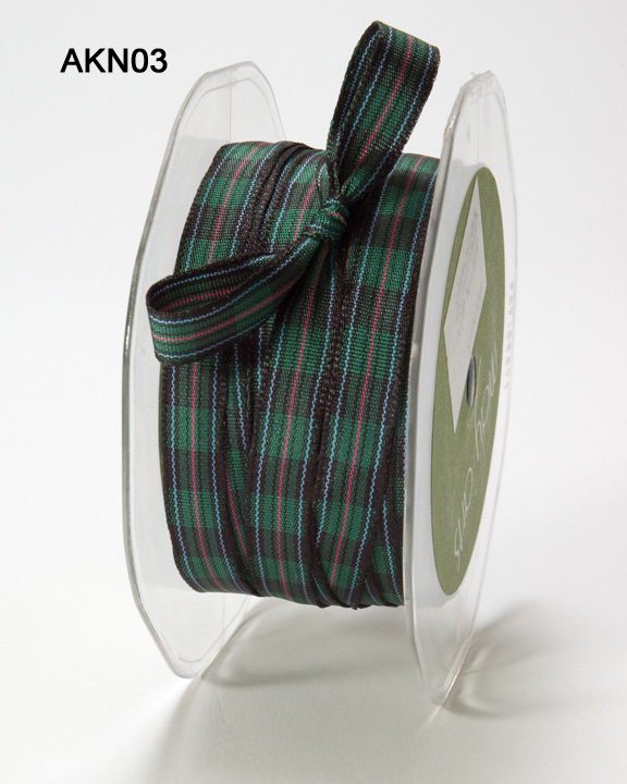 Variation #0 of 3/8 Inch Solid Checkered Ribbon 1