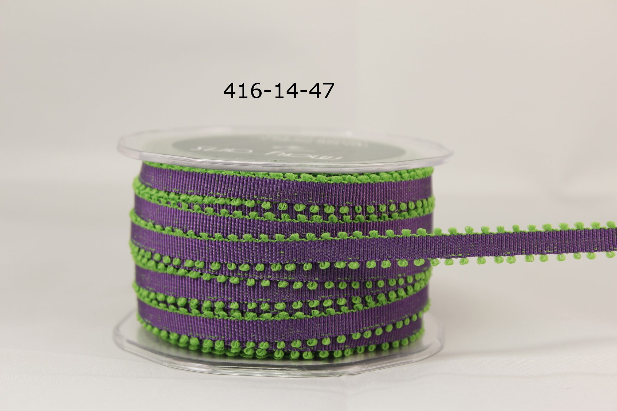 Variation #154935 of 1/4 Inch Grosgrain Ribbon w/ Picot Edge 1