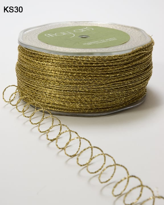 Variation #151252 of 200 Yards Wired Colored String Ribbon 1