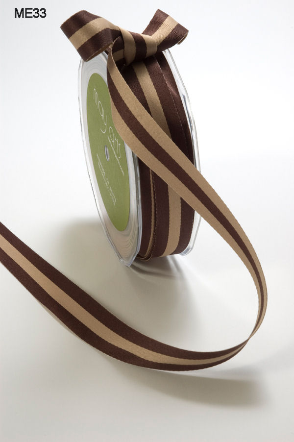 Variation #151377 of 3/4 Inch SOLID/REVERSIBLE/STRIPES Ribbon 1