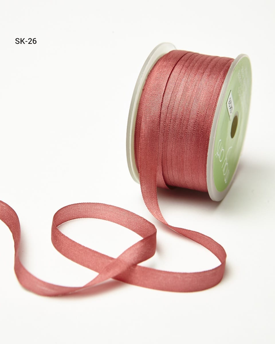 Variation #0 of 1/4 Inch Silk Ribbon 1