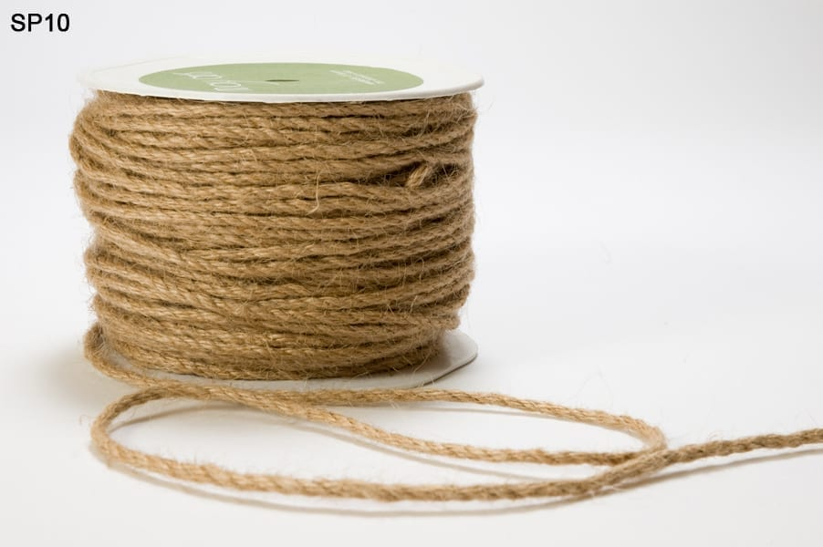 Variation #152682 of 1/8 Inch CORD/BURLAP Ribbon 1