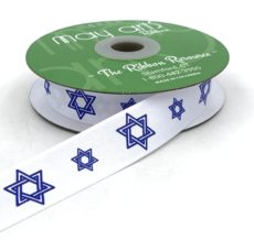 Star of David Ribbon